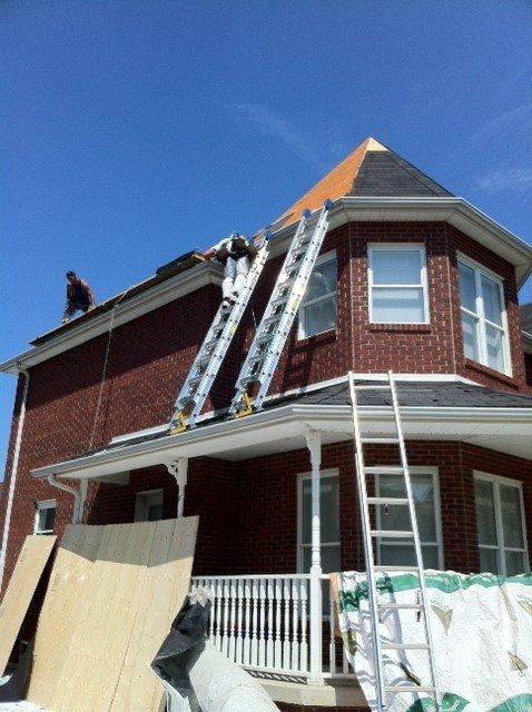 roofing Windsor