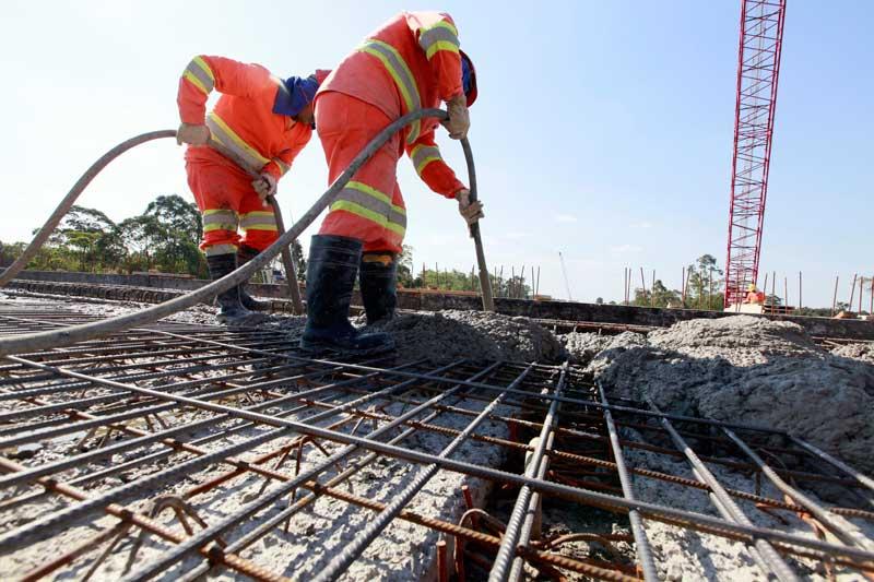 Concrete Construction Bryan, TX