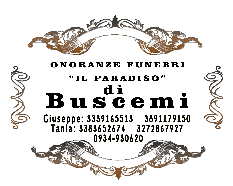 BUSCEMI AGENZIA FUNEBRE - LOGO