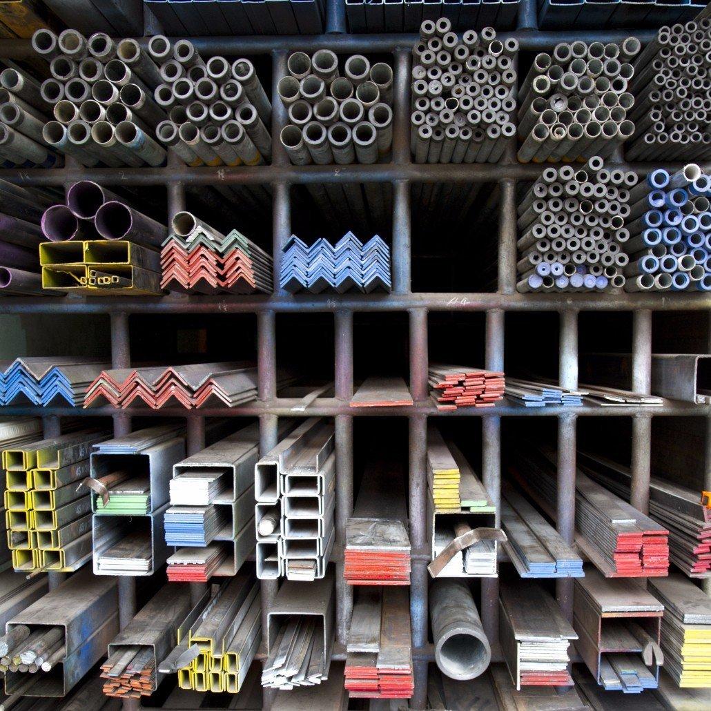 materiale da cantiere