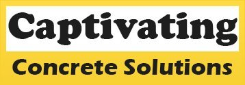 captivating concrete solutions logo
