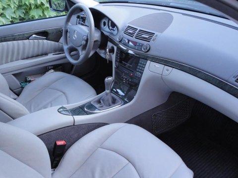Interno Mercedes Classe E