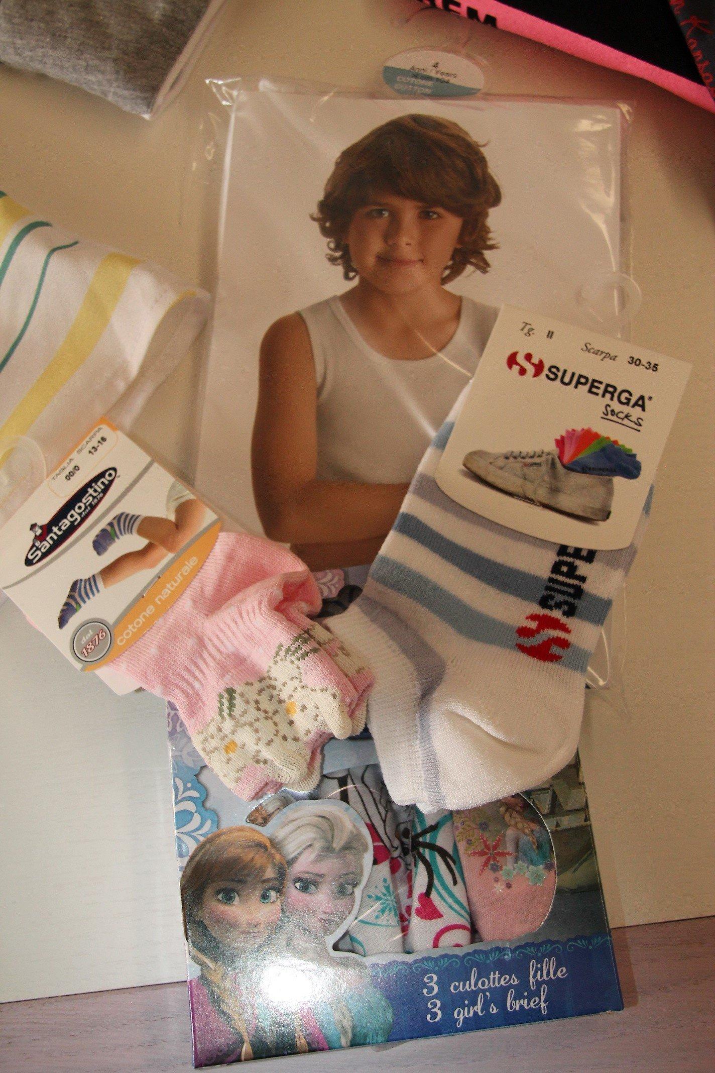 calzini per bambino e bambina
