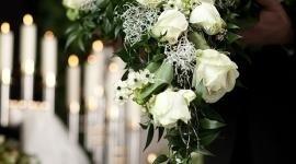 Addobbi funebri con fiori