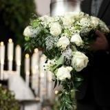 Addobbi per cerimonie funebri