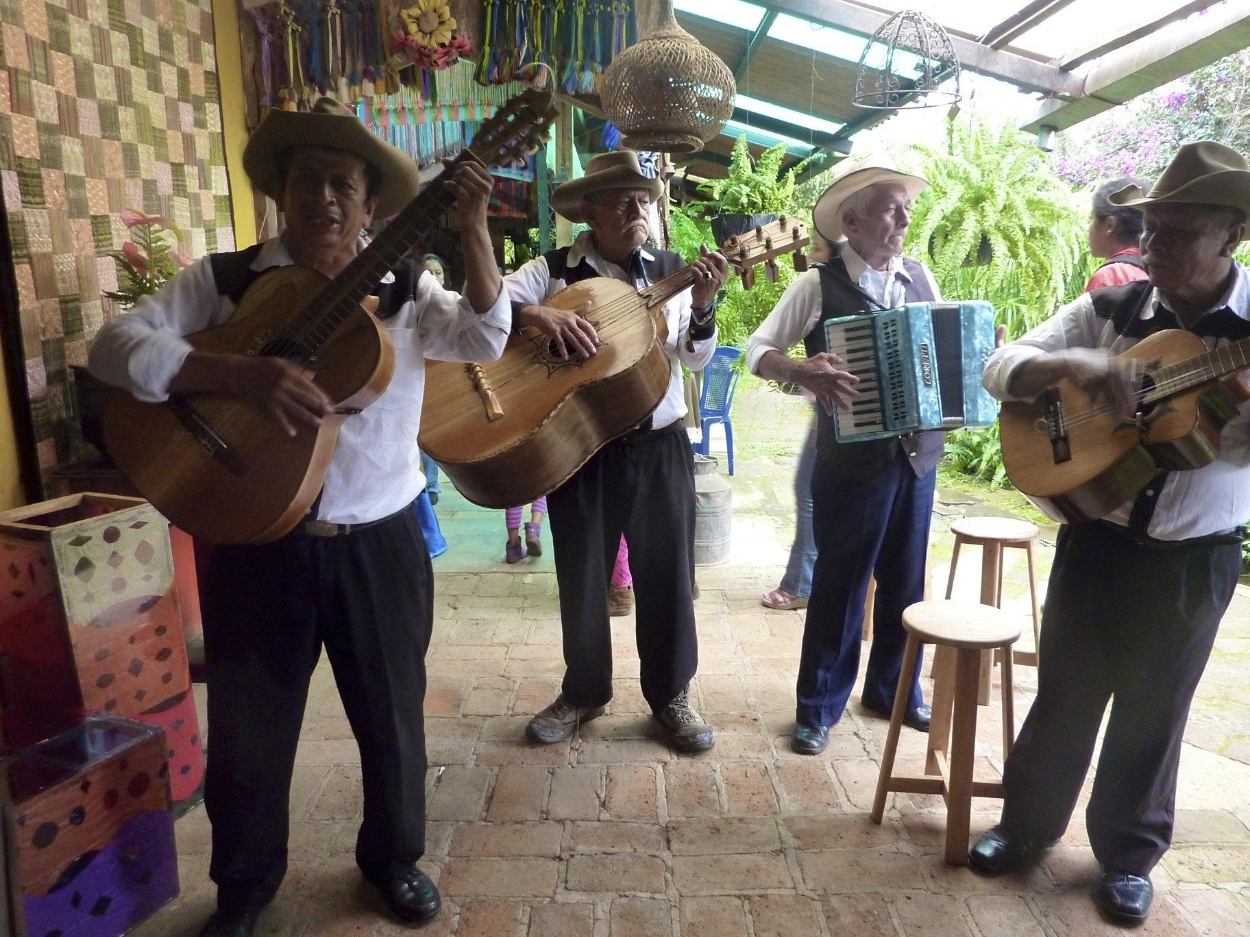 El Salvador Musicians