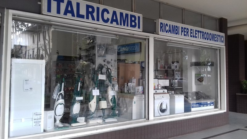 Acquisto e consulenza elettrodomestici | Udine, UD | Italricambi