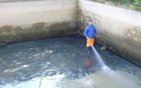 Lavaggio ad alta pressione