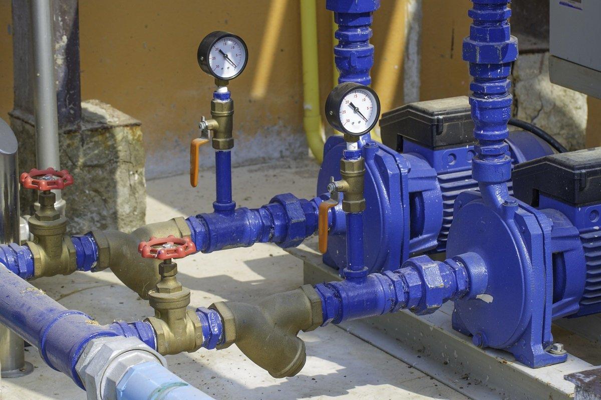 elettropompe per il convogliamento dell'acqua