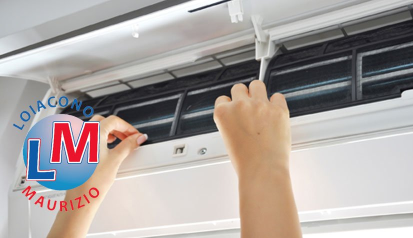 impianto di condizionamento, climatizzatori d'aria, radiatori per riscaldamento
