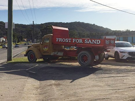 Frost Sands