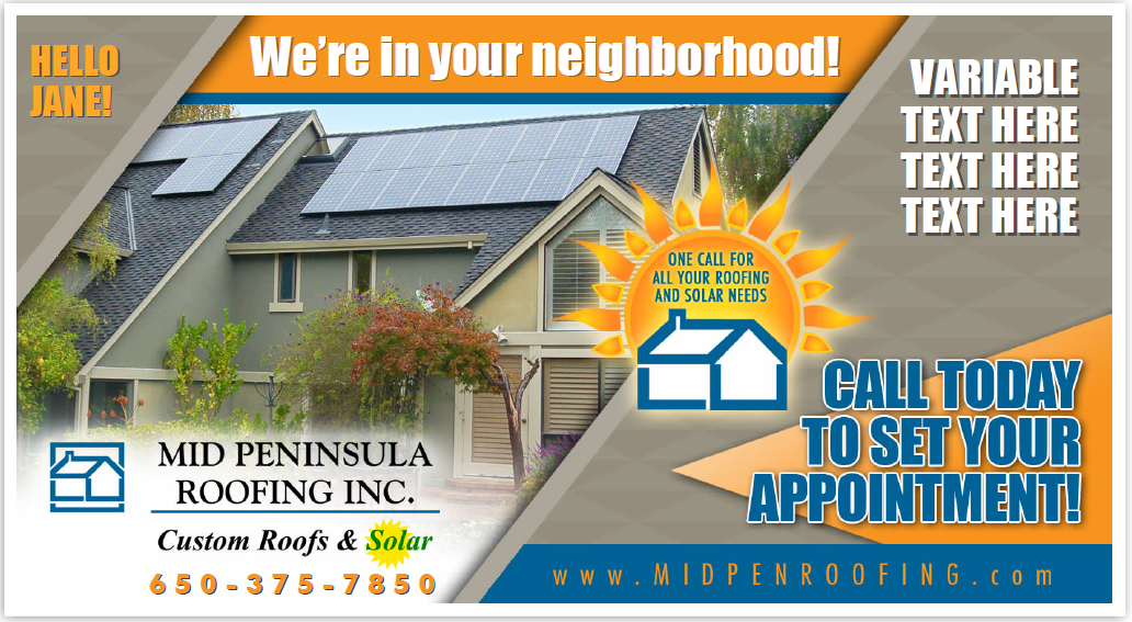 Mid Peninsula Roofing Inc.
