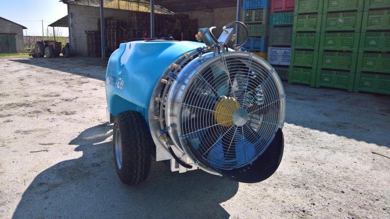 atomizzatori per macchine agricole