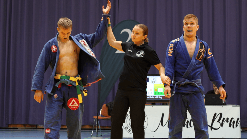 Mikko Eerola SM-pronssia 2014