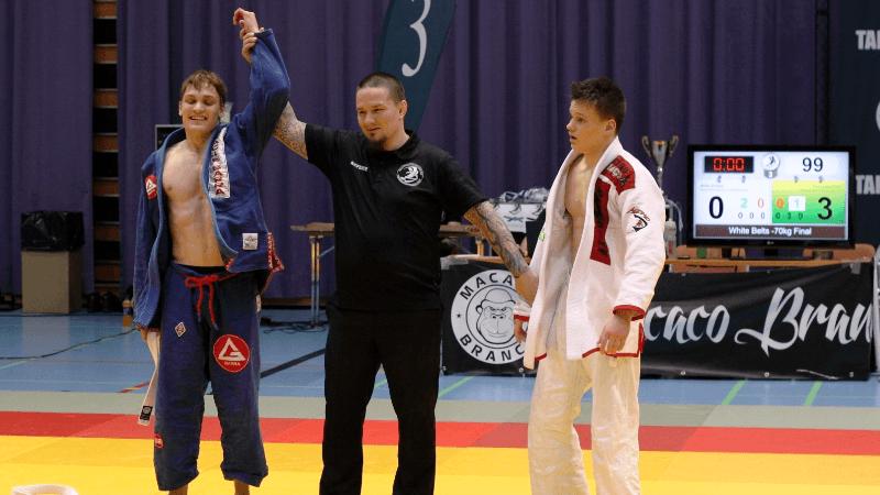 Toni Lipsanen SM-kultaa 2014