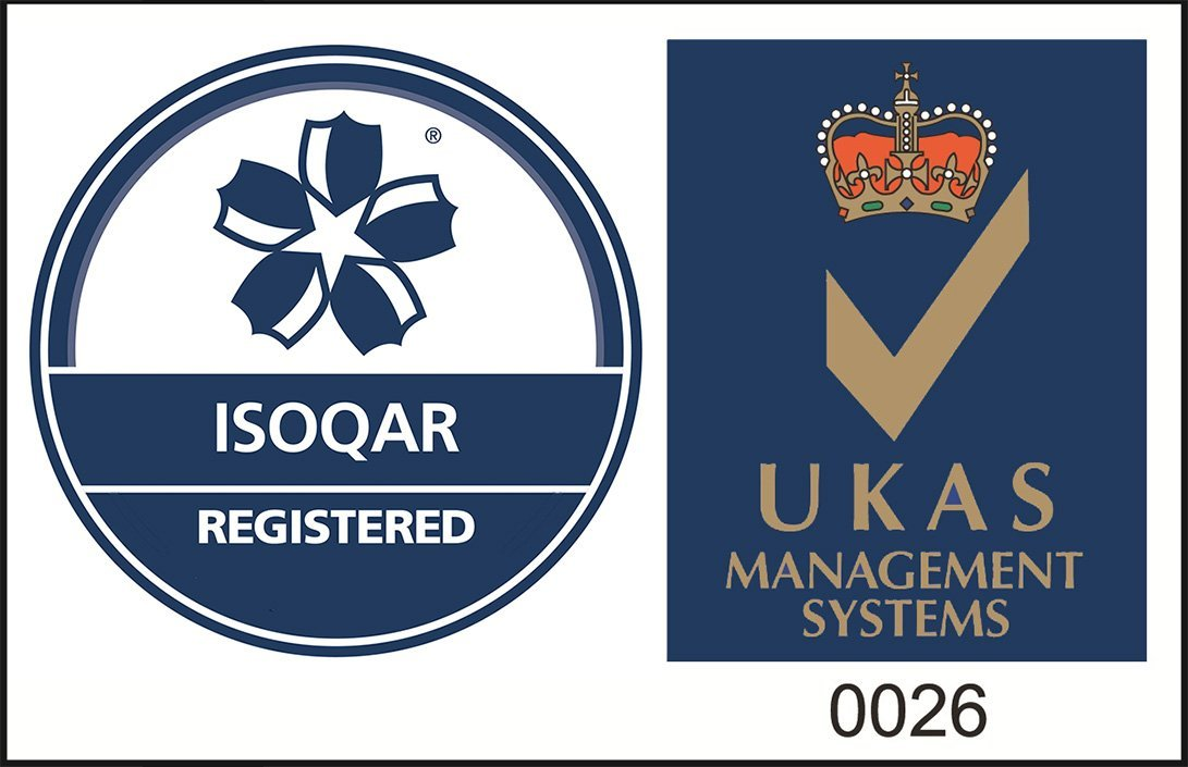 ISOQAR Registered logo