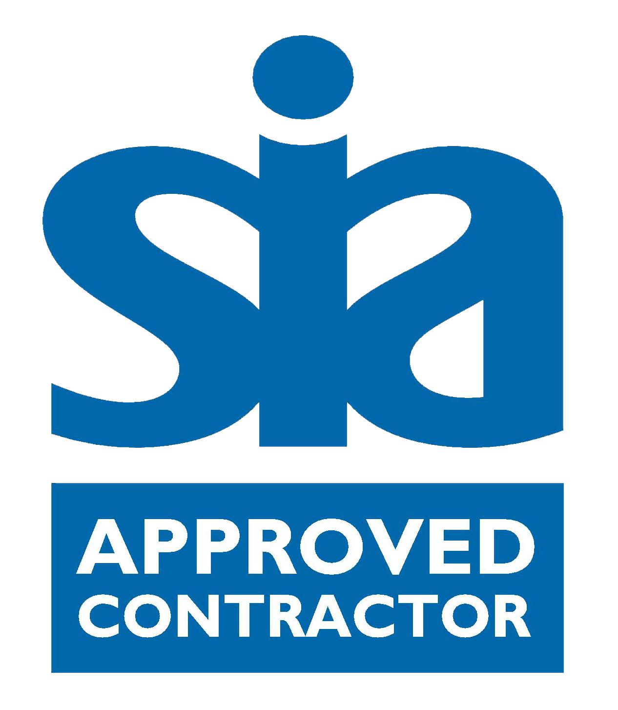 SIA approved contractor logo