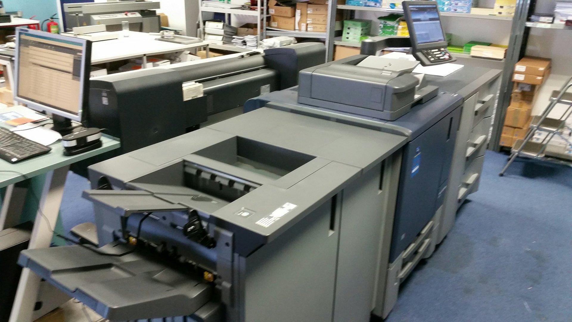 Konica Minolta Printing Press