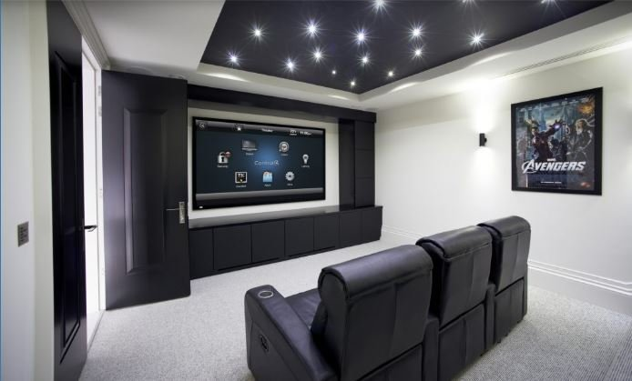 The benefits of smart home entertainment