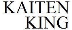 RISTORANTE KAITEN KING -Logo