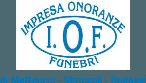 IMPRESA FUNEBRE IOF - LOGO