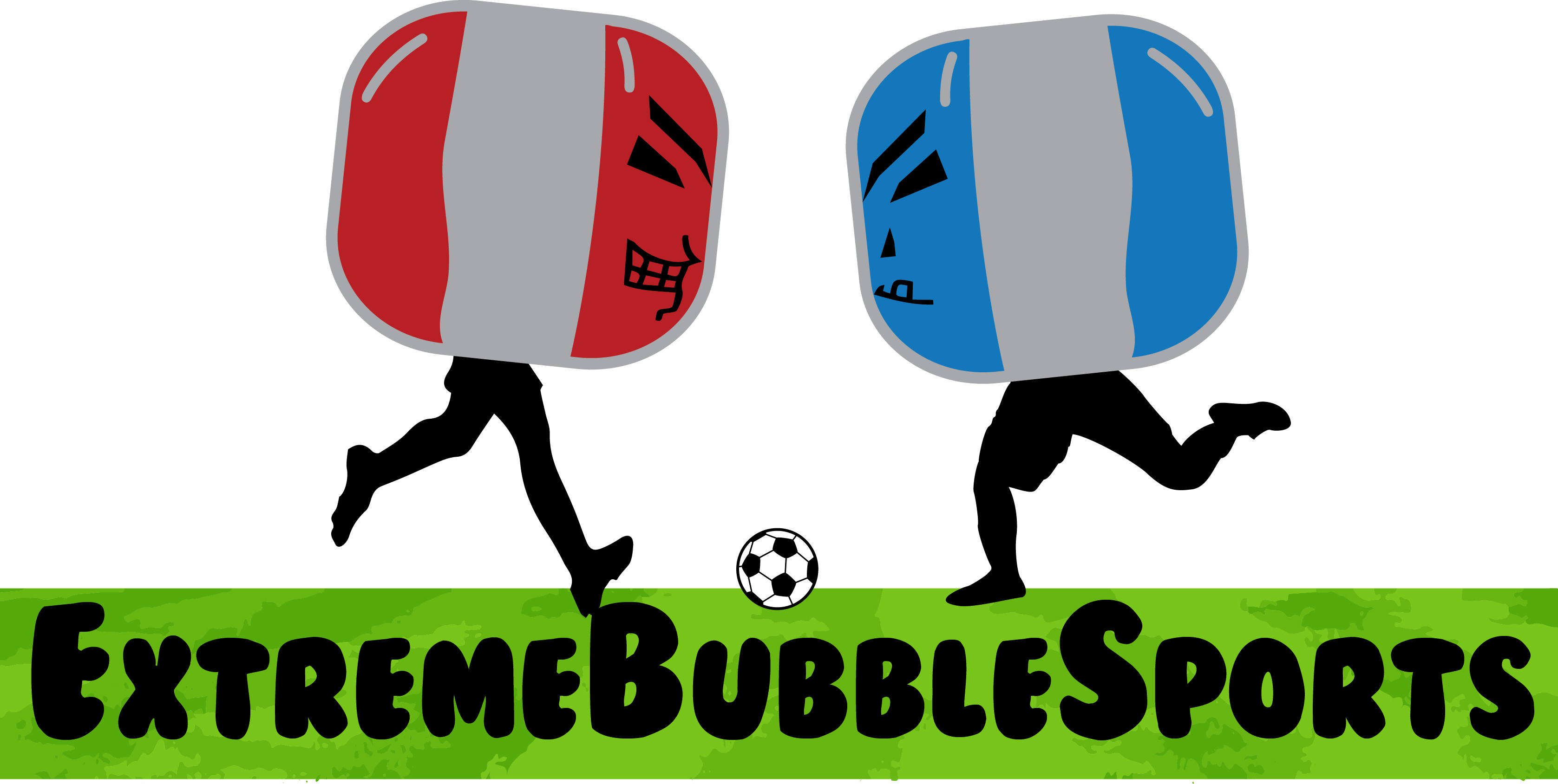 Extreme Bubble Sports Logo