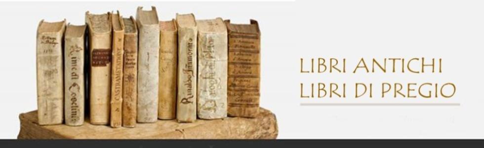 Ccompro libri antichi