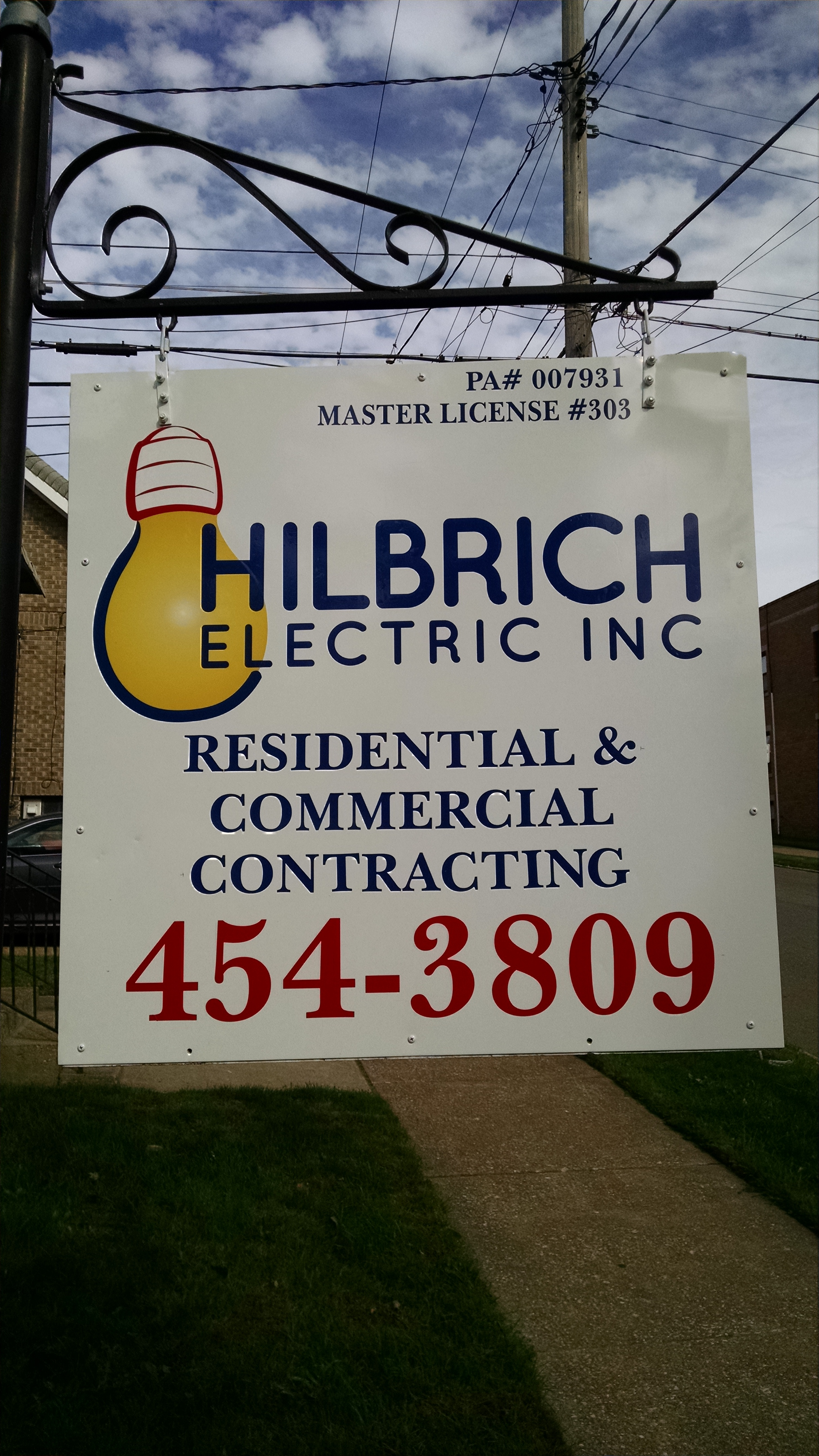 Licensed Electrician Erie PA