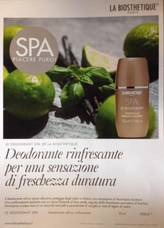 Citromycine e Le Deodorant