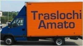 trasporto arredamento