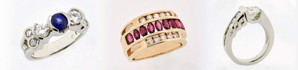Give the Gift of Custom Jewelry | Christopher's Fine Jewelry