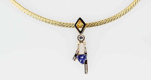 custom pendant design
