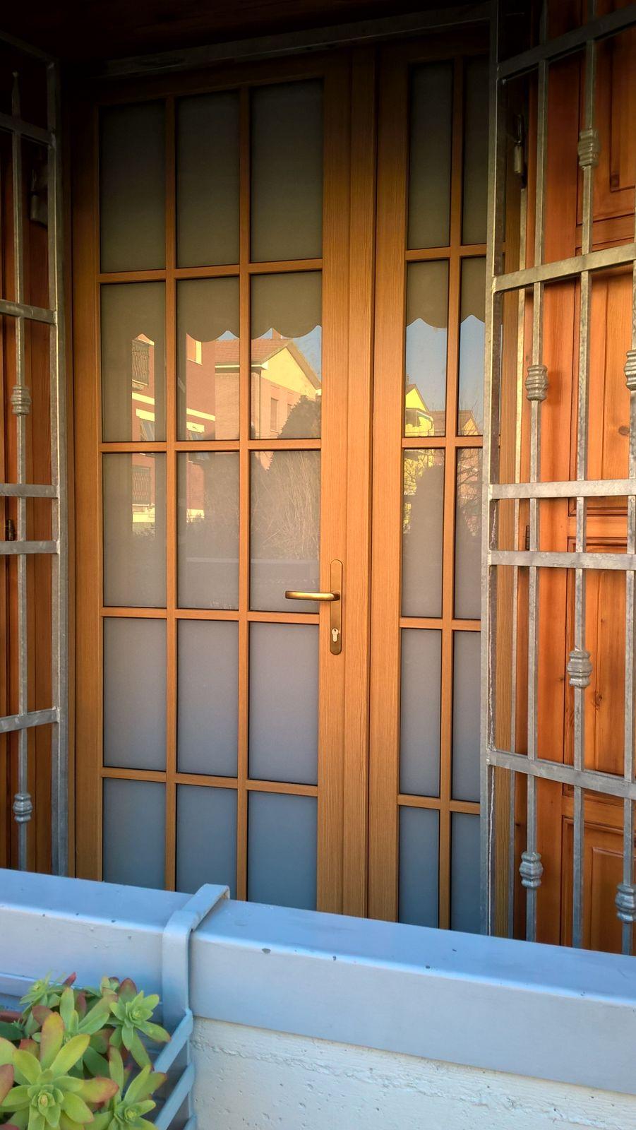 Cliente modena mo modena finestre - Porte e finestre modena ...