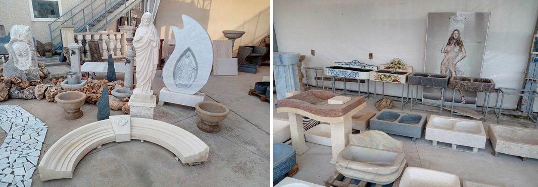 Lavorazioni marmi in sicilia