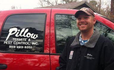 Levi Bevington, Pest Control Professional