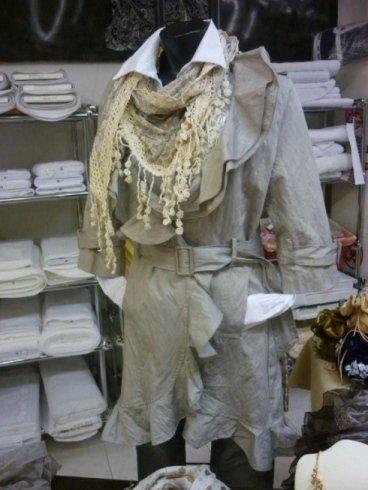 realizzazione abiti da donna