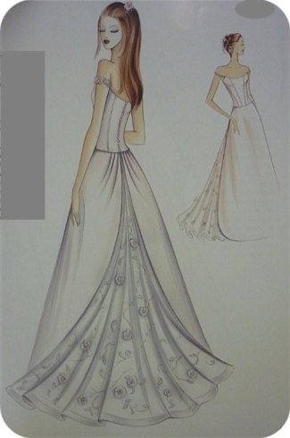 abiti per matrimonio