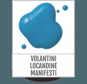 volantini locandine manifesti