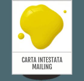 carta intestata e mailing