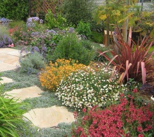 Landscaping Rock Hobart : Stone garden steps