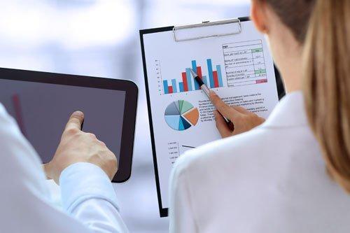 Analizzando le tabelle di affari