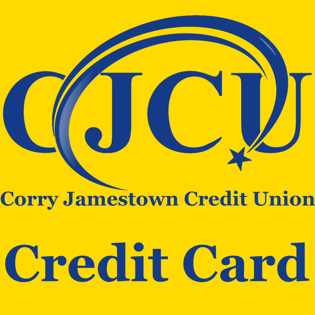 Corry Jamestown Credit Union Mobile Credit Card App