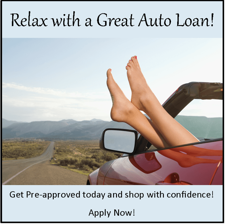 auto loan pre-approval corry credit union