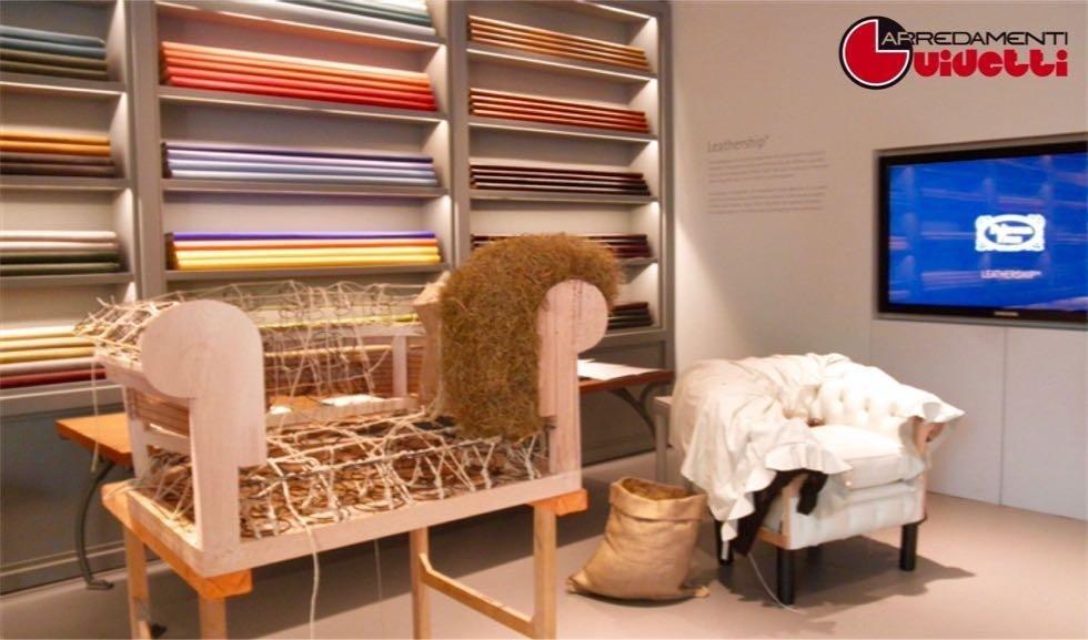 Museo Poltrona Frau.News Gozzano Guidetti Arredamenti