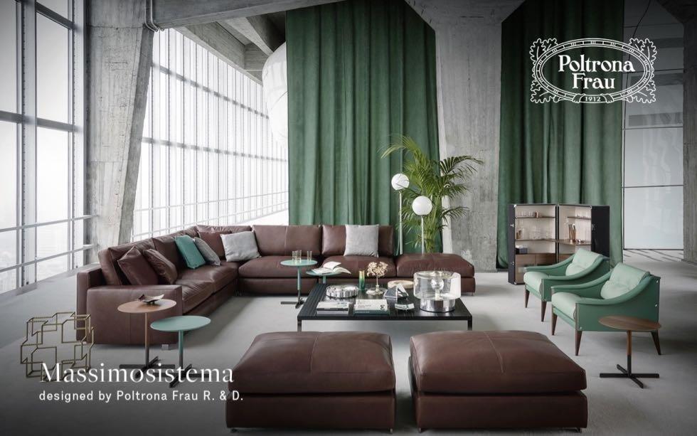 Poltrona Frau - Novara - Guidetti Arredimenti