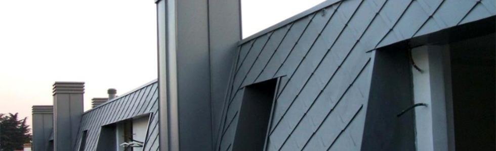 lamiera per tetti