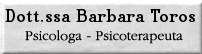 Dott.ssa Barbara Toros
