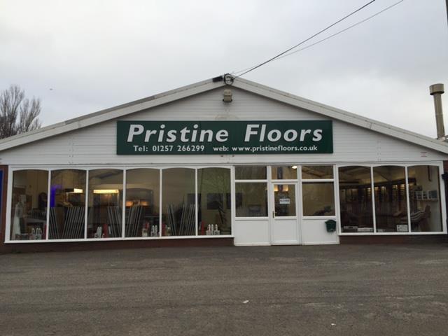 Pristine Floors showroom