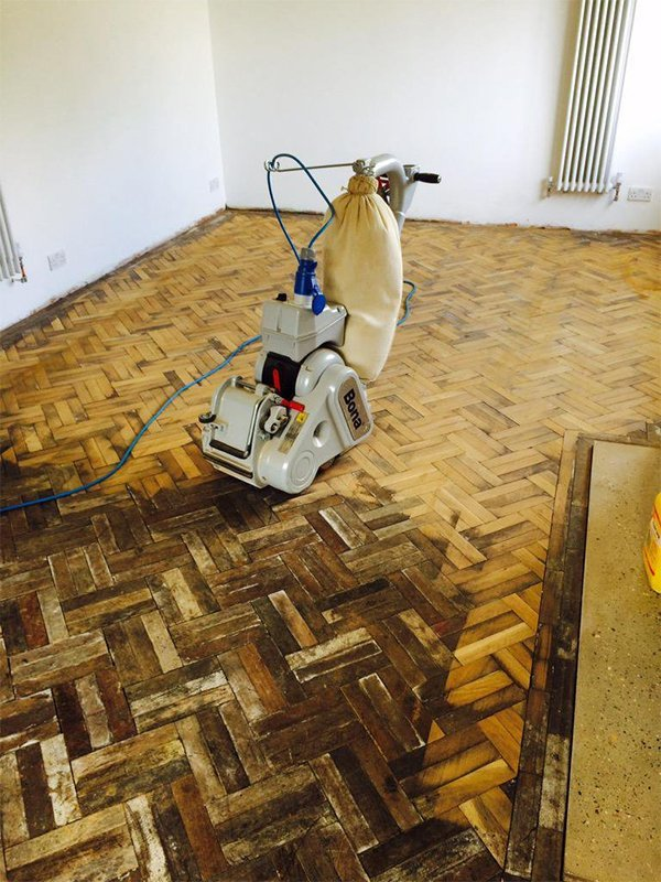 automated floor installer