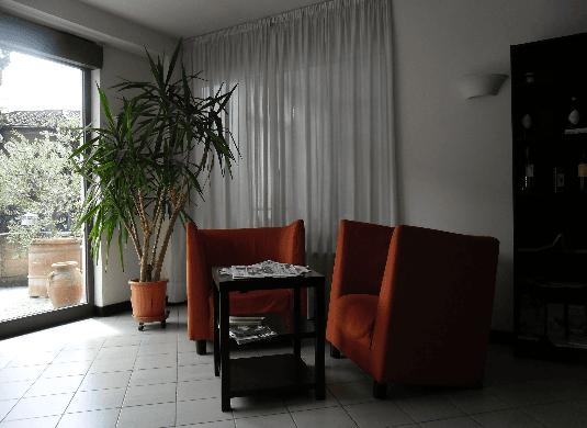 Hotel I' Fiorino-Ingresso